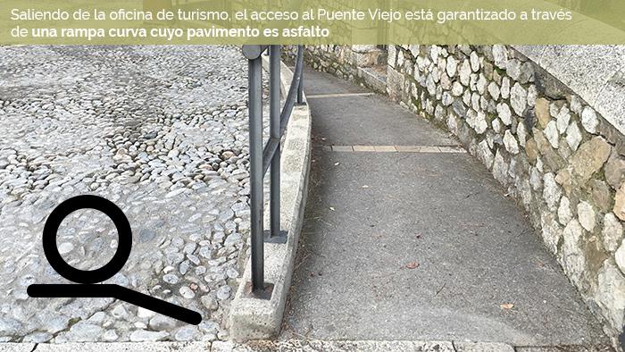 Pavimentos de Besalú - Out the Cave - Turismo Accesible